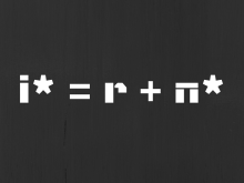 i = r + π